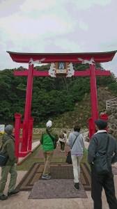 元乃隅稲成神社①