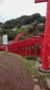 元乃隅稲成神社②