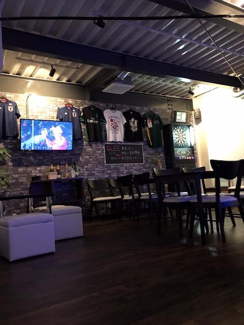 【306】Sports×Free Bar GLEE