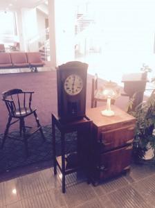 百年の時計